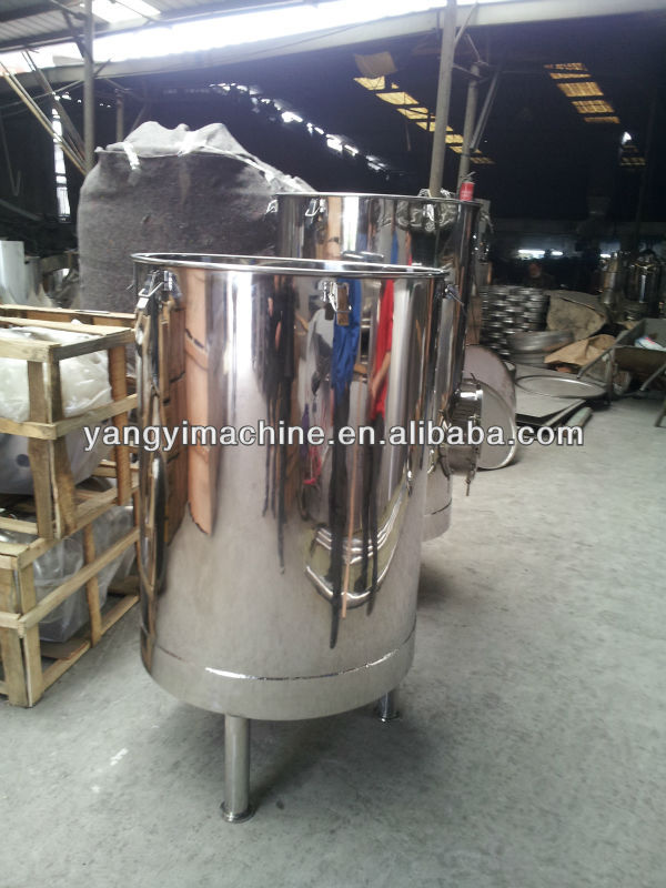 Stainless steel home brewery equipment/Jacket mash turn